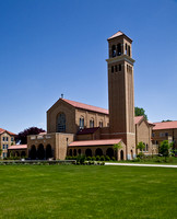 Mt Angel Abbey